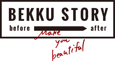 BEKKU STORY before - after